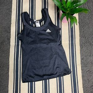 Adidas Climacool Workout Tank Top Size 8